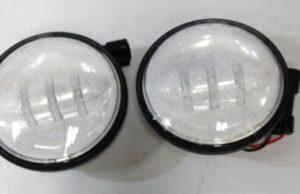 ハーレー用LED 汚れる