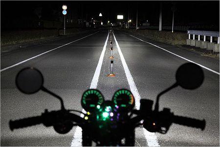 バイク LEDヘッドライト